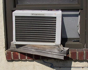 Product for Air conditioner bracket law